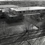 NLD/Huizen/19950102 - Graaf Wichman Huizen, school Erfgooierscollege Huizen