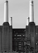 The Iconic Battersea Power Station London