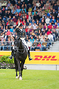 Morgan Barbancon - Painted Black<br /> FEI European Championships Aachen 2015<br /> © DigiShots