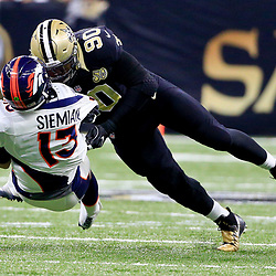 11-13-2016 Denver Broncos at New Orleans Saints