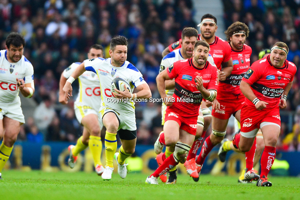 Mike DELANEY - 02.05.2015 - Clermont / Toulon - Finale European Champions Cup -Twickenham<br />