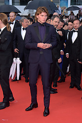 "71st Cannes Film Festival 2018, Red Carpet film ""Blackkklansman"". Pictured: Jordan Barrett"
