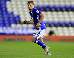 Stephen Gleeson of Birmingham City - Mandatory by-line: Paul Roberts/JMP - 08/08/2017 - FOOTBALL - St Andrew's Stadium - Birmingham, England - Birmingham City v Crawley Town - Carabao Cup