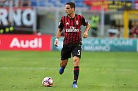 Milano - 21.08.16 - Serie A 1a giornata  -  MILAN-TORINO   - nella foto: Giacomo Bonaventura  - Milan
