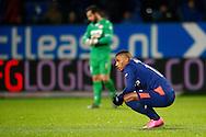 21-11-2015 VOETBAL:WILLEM II-PSV:TILBURG<br /> Luciano Narsingh van PSV teleurgesteld na afloop van de wedstrijd <br /> <br /> Foto: Geert van Erven