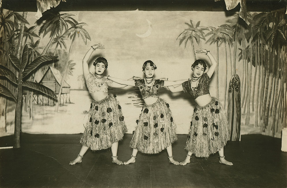 Japan: Hula dance troupe, 1920s (unattributed).<br /> <br /> - Vintage, glossy gelatin silver prints.<br /> - 7 prints. <br /> - Size: 5 1/2 in. x 3 5/8 in. (138 mm x 90 mm) or the reverse.<br /> <br /> Price: 35,000 JPY<br /> <br /> <br /> <br /> <br /> <br /> <br /> <br /> <br /> <br /> <br /> <br /> <br /> <br /> <br /> <br /> <br /> <br /> <br /> <br /> <br /> <br /> <br /> <br /> <br /> <br /> <br /> <br /> <br /> <br /> <br /> <br /> <br /> <br /> <br /> <br /> <br /> <br /> <br /> <br /> <br /> <br /> <br /> <br /> <br /> <br /> <br /> <br /> <br /> <br /> <br /> <br /> <br /> <br /> <br /> <br /> <br /> <br /> <br /> <br /> <br /> <br /> <br /> <br /> <br /> <br /> <br /> <br /> <br /> <br /> <br /> <br /> <br /> <br /> <br /> <br /> <br /> <br /> <br /> <br /> <br /> <br /> <br /> .