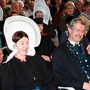 Huizerdag Huizen 1998, huwelijk in Huizer klederdracht