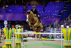 Ehning Marcus, GER, Pret a Tout<br /> Longines FEI World Cup Jumping Final IV, Omaha 2017 <br /> © Hippo Foto - Dirk Caremans<br /> 02/04/2017