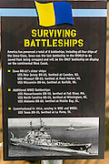 USS Iowa (BB-61) battleship, United States Navy, Port of Los Angeles, San Pedro at Berth 87, Battleship IOWA - The Battleship of Presidents