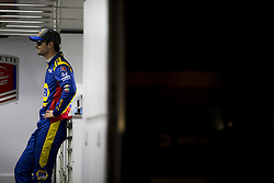 July 14, 2018 - Toronto, Ontario, Canada - ALEXANDER ROSSI (27) of the United States prepares to practice for the Honda Indy Toronto at Streets of Toronto in Toronto, Ontario. (Credit Image: © Justin R. Noe Asp Inc/ASP via ZUMA Wire)