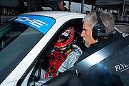 #44 Flying Lizard Motorsports Porsche 911 GT3 RSR: Darren Law, Seth Neiman, Andy Lally