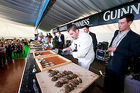 at the Galway international Oyster festival 2012. Picture Andrew Downes