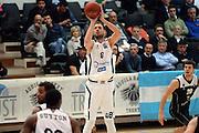 DESCRIZIONE : Trento Eurocup 2015-16 Dolomiti Energia Trento Dominion Bilbao Basket<br /> GIOCATORE : Filippo Baldi Rossi<br /> CATEGORIA : tiro three points<br /> SQUADRA : Dolomiti Energia Trento<br /> EVENTO : Eurocup 2015-2016 <br /> GARA : Dolomiti Energia Trento - Dominion Bilbao Basket<br /> DATA : 11/11/2015 <br /> SPORT : Pallacanestro <br /> AUTORE : Agenzia Ciamillo-Castoria/L.Savorelli<br /> Galleria : Eurocup 2015-2016 <br /> Fotonotizia : Trento Eurocup 2015-16 Dolomiti Energia Trento - Dominion Bilbao Basket