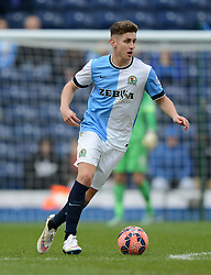 Blackburn Rovers's Tom Cairney in action - Photo mandatory by-line: Richard Martin Roberts/JMP - Mobile: 07966 386802 - 24/01/2015 - SPORT - Football - Blackburn - Ewood Park - Blackburn Rovers v Swansea City - FA Cup Fourth Round