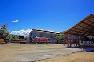 Locomotive, Bartolome Maso area, Granma, Cuba.