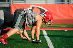 08/03/17 Bridgeport Football Practice