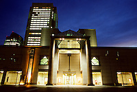 Yokohama Museum of Art, Minato Mirai 21 waterfront area, Yokohama, Japan