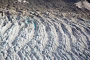 Ruth Glacier detail