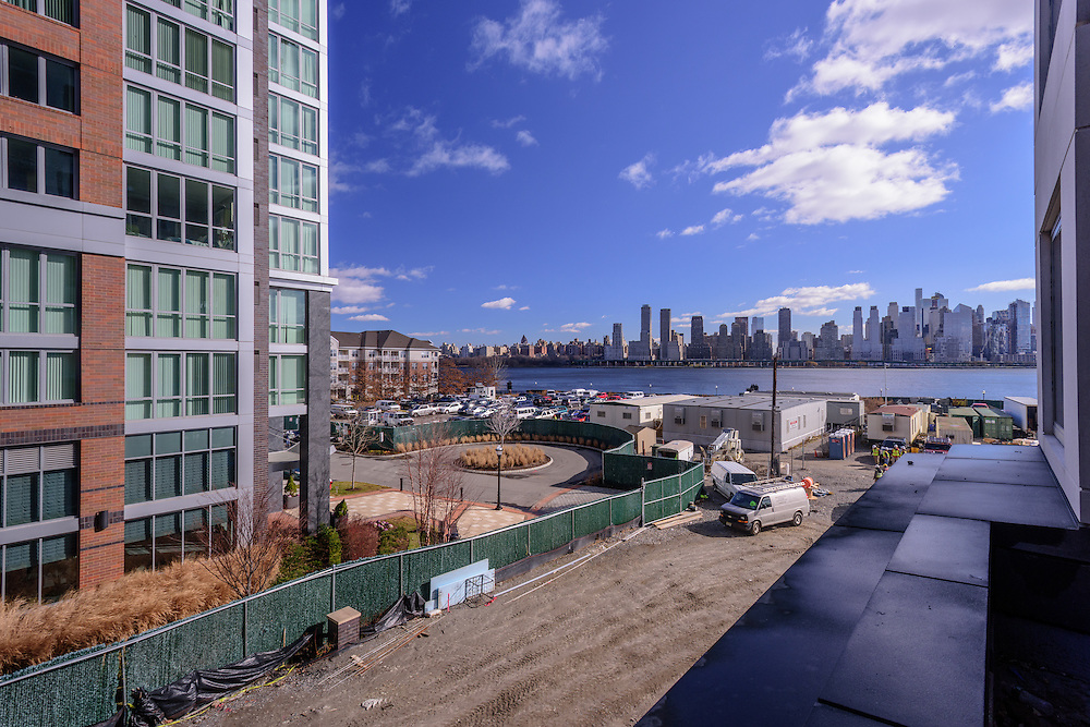 3rd Floor, View From Nine on the Hudson, West New York, NJ