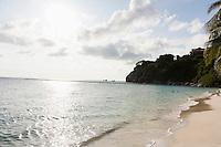 View of beach on Koh Pha Ngan; Thailand
