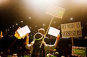 Staking leraren - teachers on strike