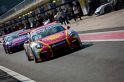 July 27, 2018 - Sao Paulo, Sao Paulo, Brazil - Car #63 in action during the free practice session for the 5th stage of the 2018 Brazilian Porsche GT3 Cup championship, which takes place on Saturday, 28 at Interlagos circuit in Sao Paulo, Brazil. (Credit Image: © Paulo Lopes via ZUMA Wire)