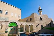 Israel, Nazareth, the white mosque El Abyad