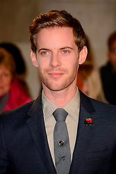 Luke Treadaway arriving at the World Premiere of A Street Cat Named Bob at the Curzon Mayfair on November 3 2016 in London. EXPA Pictures &copy; 2016, PhotoCredit: EXPA/ Avalon/ Famous<br /> <br /> *****ATTENTION - for AUT, SLO, CRO, SRB, BIH, MAZ, SUI only*****