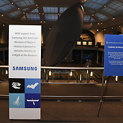 Samsung Night at the Museum 11/10/17