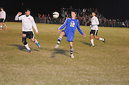 Oxford High vs. Center Hill in MHSAA playoff soccer action in Olive Branch, Miss. on Saturday, January 26, 2013. Oxford won 1-0.