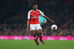 25 October 2016 - EFL Cup - 4th Round - Arsenal v Reading - Jeff Reine-Adelaide of Arsenal - Photo: Marc Atkins / Offside.