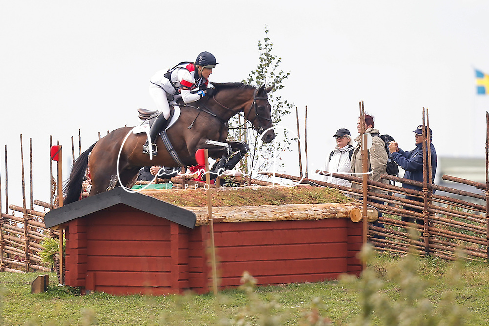 Cook Kristina (GBR) - Miners Frolic <br /> Cross<br /> HSBC FEI European Championships Eventing - Malm&Atilde;&para; 2013<br /> &Acirc;&copy; Dirk Caremans