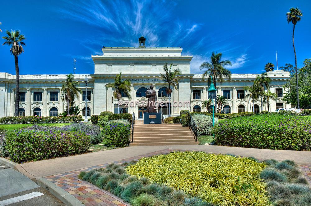 Ventura CA, San Buenaventura, Ventura is the city of good fortune, City of San Buenaventura