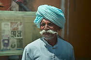 The Rajasthan region of northern India is the country's epicenter of the turban. There, a turban can tell a lot about a person — where he lives, who his family is, what he believes and what he does for a living.<br />