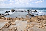 Caesarea, Israel The Byzantine governor's palace