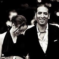 Ivan Arandia & Tara Pilbrow performing Argentine Tango at River Tango 2011