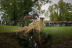 William Fox Pitt, (GBR), Chilli Morning - Eventing Cross - Alltech FEI World Equestrian Games™ 2014 - Normandy, France.<br /> © Hippo Foto Team - Dirk Caremans
