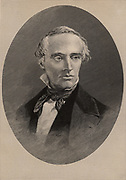 David Dale Owen (1808-1860), Scottish-born American physician and geologist who set up the US Geological Survey in 1839 when appointed Geologist of the US. He lived at New Harmony, Indiana, the town founded by his father, the social reformer Robert Owen.