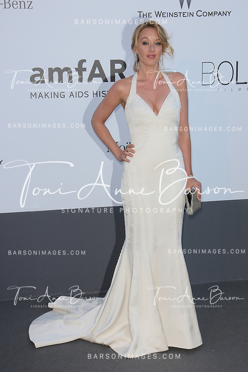CAP D'ANTIBES, FRANCE - MAY 23:  Ludivine Sagnier arrives at amfAR's 20th Annual Cinema Against AIDS at Hotel du Cap-Eden-Roc on May 23, 2013 in Cap d'Antibes, France.  (Photo by Tony Barson/FilmMagic,)