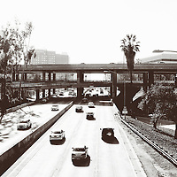 """The Four Level Interchange"" was the first stacked highway interchanged in the world. It connects the 110 and 101 freeways in downtown Los Angeles. Although not the only interchange of its kind anymore, it is still known in LA as ""The four level."""