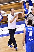 DESCRIZIONE : Trieste torneo internazionale Italia Bosnia<br /> GIOCATORE : Simone Pianigiani<br /> CATEGORIA : nazionale maschile senior A<br /> GARA : Trieste torneo internazionale Italia Bosnia<br /> DATA : 04/08/2014<br /> AUTORE : Agenzia Ciamillo-Castoria