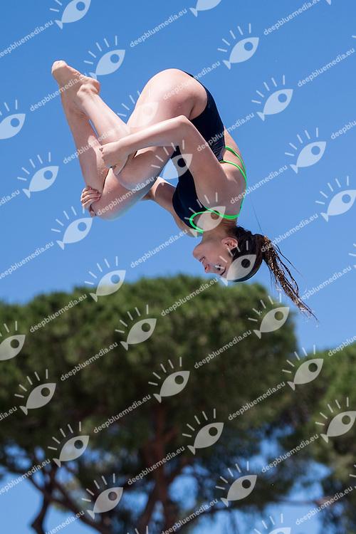 GRANELLI Laura Anna  Bergamo Nuoto<br /> 3m springboard trampolino women<br /> Stadio del Nuoto, Roma<br /> FIN 2016 Campionati Italiani Open Assoluti Tuffi<br /> <br /> day 02  21-06-2016<br /> Photo Giorgio Scala/Deepbluemedia/Insidefoto