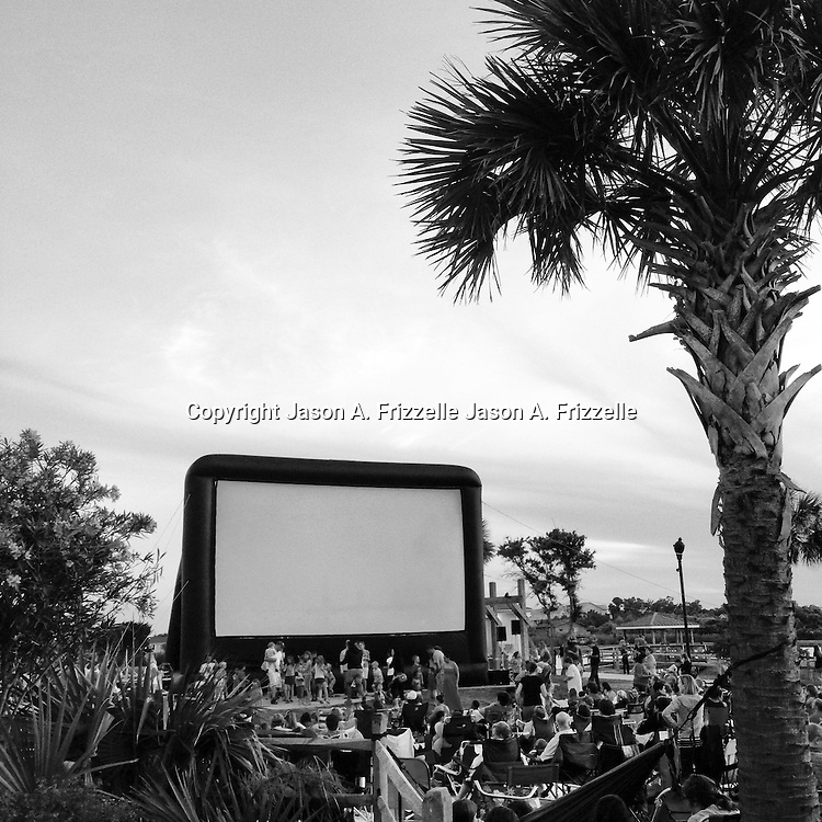 Movie Night at Carolina Beach, N.C. This gallery of images is from my personal instagram feed. Photos here are available for licensing as well as for prints. All photos are as they were seen on my feed.