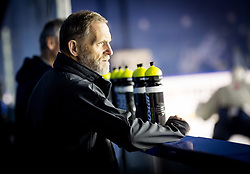 Janez Karnicar during practice session of Team Slovenia at the 2017 IIHF Men's World Championship, on May 8, 2017 in Accorhotels Arena in Paris, France. Photo by Vid Ponikvar / Sportida