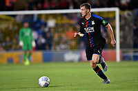 Football - 2019 / 2020 pre-season friendly - AFC Wimbledon vs. Crystal Palace<br /> <br /> Crystal Palace's Lewis Hobbs in action during this evening's game, at Kingsmeadow Stadium.<br /> <br /> COLORSPORT/ASHLEY WESTERN