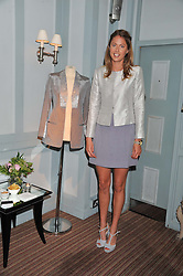 DAISY FELLOWES at a evening with fashion label Lilah held at Quo Vadis, 26-29 Dean Street, London W1 on 29th May 2013.