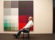Robert Swain, painter, New York City