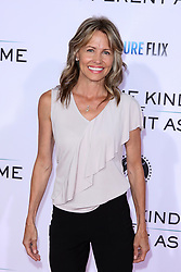 """Krista Tesreau at the Paramount Pictures And Pure Flix Entertainment's """"Same Kind Of Different As Me"""" Premiere held at the Westwood Village Theatre on October 12, 2017 in Westwood, California, USA (Photo by Art Garcia/Sipa USA)"""