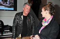 CHARLES MORGAN of Morgan Cars at the Linley Christmas Party held at Linley, 60 Pimlico Road, London on 16th November 2011.