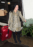 12.NOVEMBER.2010. LONDON<br /> <br /> X-FACTOR STYLIST GRACE WOODWARD WHI IS RUMOURED TO BE SEEING MATT CARDLE LEAVING FOUNTAIN STUDIOS IN WEMBLEY AFTER REHEARSLES FOR THE LIVE SHOW.<br /> <br /> BYLINE: EDBIMAGEARCHIVE.COM<br /> <br /> *THIS IMAGE IS STRICTLY FOR UK NEWSPAPERS AND MAGAZINES ONLY*<br /> *FOR WORLD WIDE SALES AND WEB USE PLEASE CONTACT EDBIMAGEARCHIVE - 0208 954 5968*